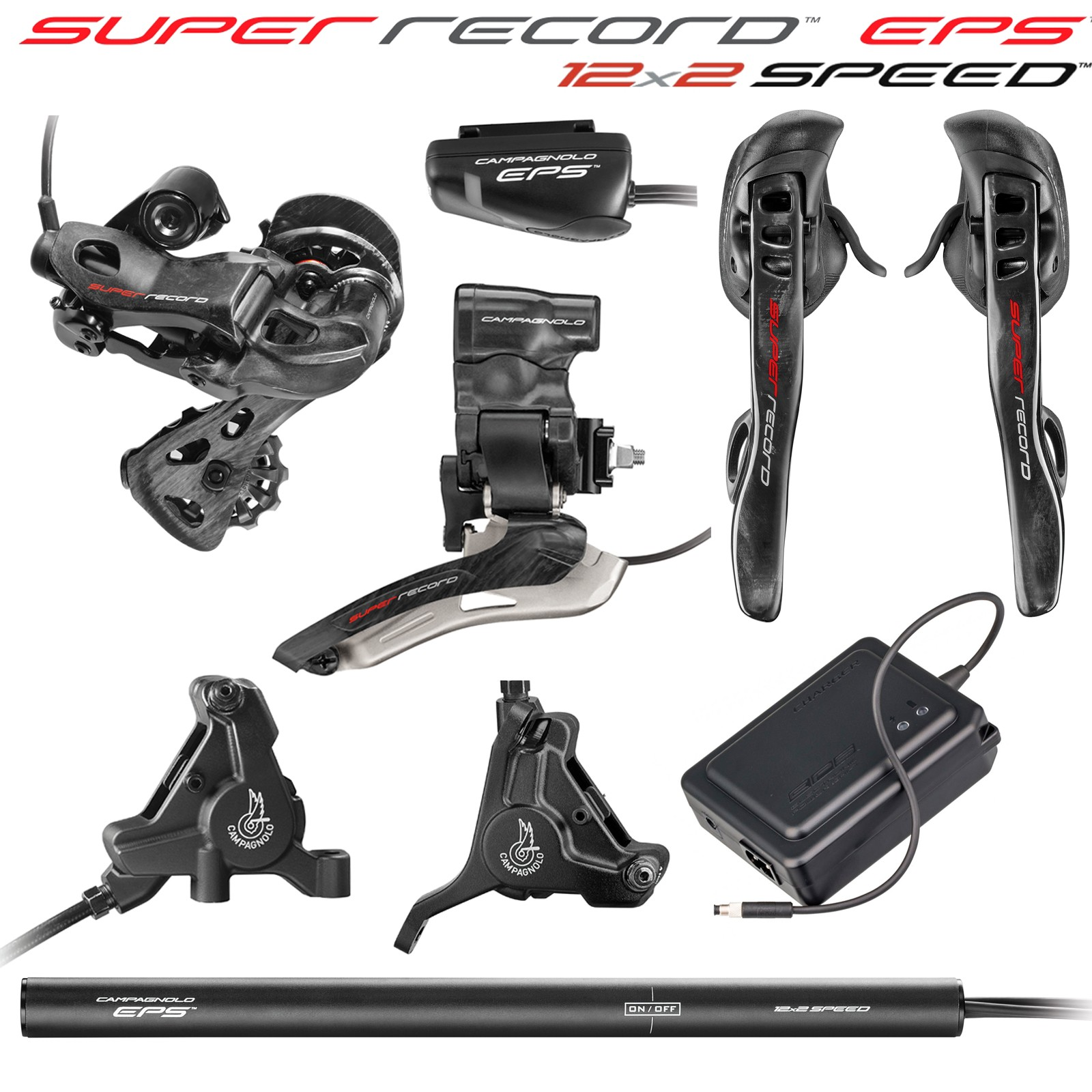 EPS KIT Super Record V4 DB 12s